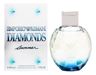 Парфюмерная вода ARMANI EMPORIO DIAMONDS FOR WOMEN SUMMER EDITION, 100 ml