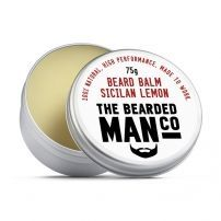 Бальзам для бороды The Bearded Man Company, Сицилийский лимон, 75 гр