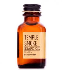 Масло для бороды Temple Smoke Beard Oil Beardbrand 30мл.