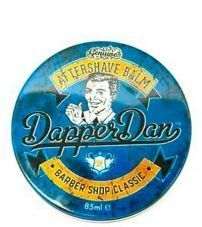 Бальзам после бритья Dapper Dan Barbershop Classic Aftershave Balm - 85 гр