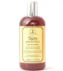 Шампунь 2 в 1 Taylor of Old Bond Street Sandalwood Hair & Body Shampoo -200мл.