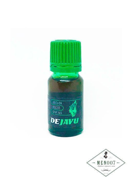 ЛОСЬОН ПОСЛЕ БРИТЬЯ DEJAVU - 10ML