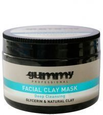 Очищающая маска для лица Gummy Facial Clay Mask - 300 мл