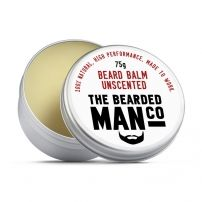 Бальзам для бороды The Bearded Man Company, Без запаха, 75 гр