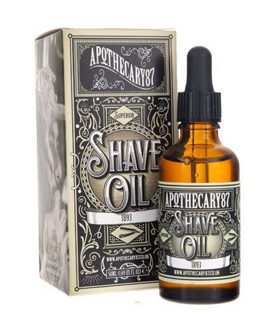 Масло для бритья Apothecary87 1893 Shave Oil - 50мл.