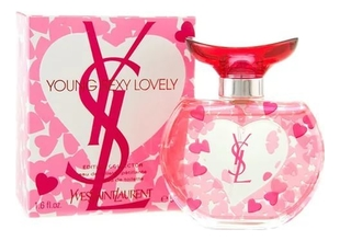 Парфюмерная вода YSL YOUNG SEXY LOVELY COLLECTOR INTENSE 2007, 50 ml