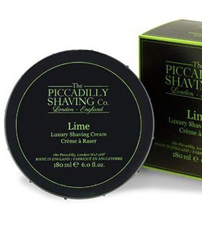 Крем для бритья Piccadilly Shaving Company Lime