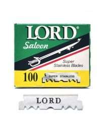 Cменные лезвия для шаветт Лезвия Lord Saloon L-100GB -100шт.