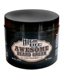 Бальзам для бороды HIGH LIFE AWESOME BEARD CREAM -125гр.