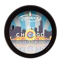 Мыло-крем для бритья Razorock For Chicago Shaving Cream Soap 150 Мл