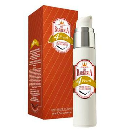 Крем после бритья Via Barberia Fructi After Shave Cream -50мл.