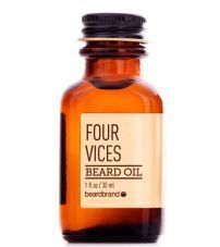 Масло для бороды Four Vices Beard Oil 30мл.