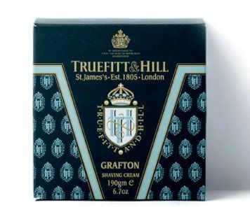 Крем для бритья в банке Truefitt & Hill Grafton