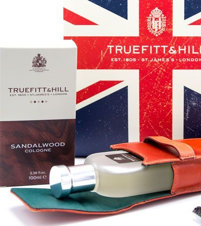 Подарочный наборTRUEFITT & HILL Gift Case Sandalwood